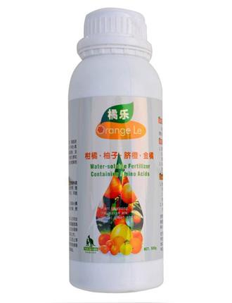柑橘水溶肥