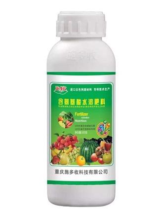 山东氨基酸水溶肥